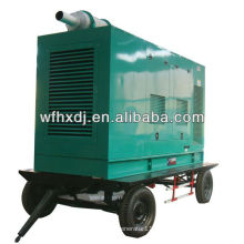 Hot sales 20KVA-1500KVA small portable diesel generator with CE