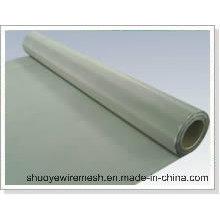 China Fabrik 304L Edelstahl Plain Woven Draht Tuch