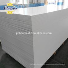 JINBAO 3/16 pulgadas negro, grande, tablero de espuma de PVC de alta densidad para muebles