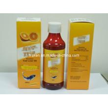 Sirop de fer certifié GMP, sirop de vitamine C, sirop de complexe de vitamine B et sirop de multivitamines
