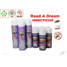 China Chemical Areosol Spray High Quality Pest Control Insecticide / Pesticide
