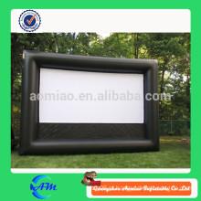 Ao ar livre inflável grande tv anunciando placa grande tela ao ar livre à venda