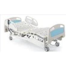 Lit d'hôpital électrique de luxe à cinq fonctions