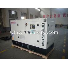 50KW Diesel Silent water power Generator set with BV Certificate