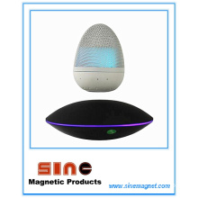 Fashion Egg Shape Bass Magnetic Levitation Wireless Bluetooth Speaker
