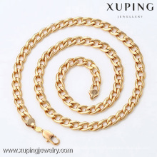 42335- Collier de mode des hommes de Xuping avec l'or 18K plaqué