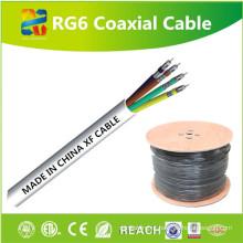 China vendendo alta qualidade 4RG6 cabo coaxial