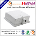 Waterproof Outdoor Wifi Wireless Antenna Enclosure Die Casting Aluminium Profile Enclosure