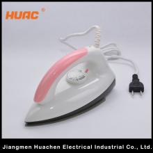 Heißer Verkaufs-elektrischer trockener Eisen-Haushaltsgeräte-Rosa