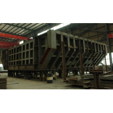 Grande fabricação para componentes de aço