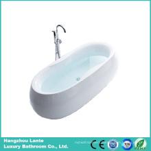 Small Acrylic Freestanding Bath Tub (LT-9D)