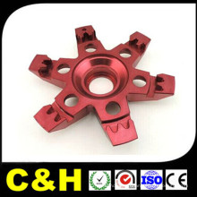 China Factory Aluminum CNC Machining Parts for Anodization