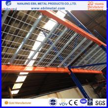 Сталь Q235 Проволочная сетка для поддонов в складских помещениях