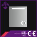 Espejo de aumento del hotel de China Jnh192 proveedor con luz del LED arriba