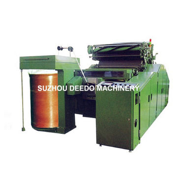 Cotton Sliver Carding Machine for Cotton Wool and Chemical Fiber
