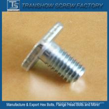 Parafuso de cabeça chata quadrada M8X16mm