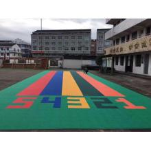 Kids Amusement Park Flooring Interlocking Sàn thể thao