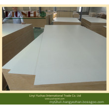 E2 White Melamine MDF for Middle East Market.