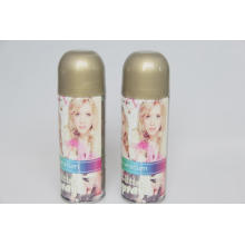 Gold Party Glitter Spray für das Haar
