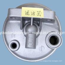 Personalizado de aluminio a presión piezas de motor de fundición en Foshan
