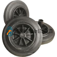 Плоское резиновое колесо 8X1.75 для мусорного бака