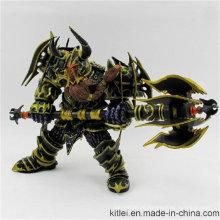 China Großhandel Kunststoff Charakter Statue Spielzeug
