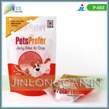 Пластиковая сумка для укусов для собак