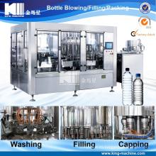 Máquina de rellenar del agua mineral automática del nuevo diseño de China