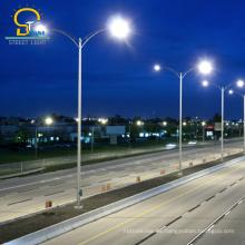 Diseño intrincado led smd luz de calle al aire libre