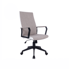 Modern office custom fabric lifting executive manager chair with ergonomic design