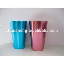hot ceramic mug with carabiner
