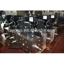 Гидравлические распределительные блоки гидравлического пресса 5000 тонн