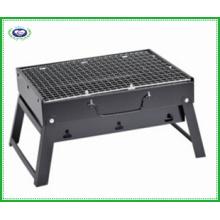 Barbecue en acier détachable portatif