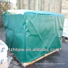 Tough, reusable, light PVC Pallet Cover