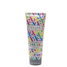 240 ml hôtel shampooing tube impression offset en plastique emballage de tube avec bouchon à vis