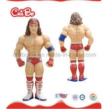 Muscular Sport Man Plastic Figur Spielzeug (CB-PF031-S)