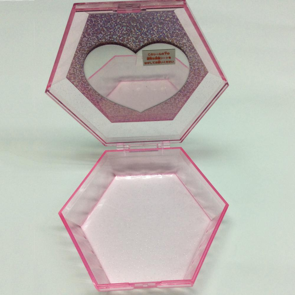 hexagon jewelry box