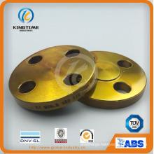 Blind Flange Carbon Steel Bl Forged Flange with Ce (KT0410)