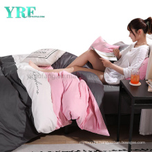 Simple Style Homestay Luxury Smooth New Product Cotton Bedding Set