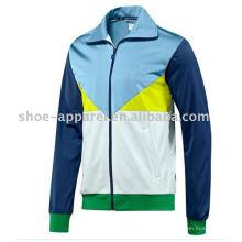 Jaqueta de treinamento de alta qualidade dos homens / design de moda