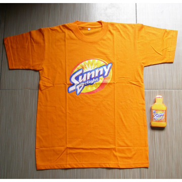 Camiseta compacta personalizada con logotipo
