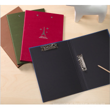 """Calidad A4 personalizada de 3 """"de color especial de la hoja del archivo de arco"""