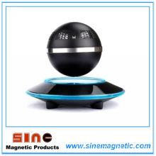 Altavoz rotativo de Andround Maglev Bluetooth de 360 grados