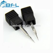 BFL- Solid Carbide Tapered Ball Nose End Milling Cutting Tools