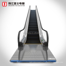 Zhujiang Fuji apply to outdoor indoor handrail band escalators stainless steel electric Escalator lift