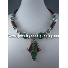 Свадебное ожерелье
