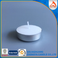 Jualan Panas berwarna Unscented Home Decoration Lilin Tealight