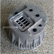 LED Aluminum Die Casting Lamp Cover with OEM Service