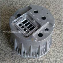 O diodo emissor de luz de alumínio morre a tampa da lâmpada da carcaça com serviço do OEM