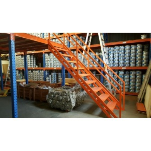 Light Duty Mezzanine FLoor System